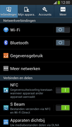 Samsung I9505 Galaxy S IV LTE - Internet - Dataroaming uitschakelen - Stap 4