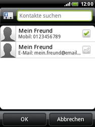 HTC A3333 Wildfire - MMS - Erstellen und senden - Schritt 9