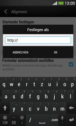 HTC Desire 500 - Internet - Manuelle Konfiguration - Schritt 23