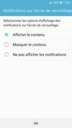 Samsung Galaxy S7 - Sécuriser votre mobile - Activer le code de verrouillage - Étape 11