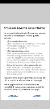 Huawei P30 - Internet e roaming dati - Uso di Internet - Fase 4