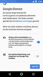 Motorola Moto G5s - Apps - Konto anlegen und einrichten - 1 / 1