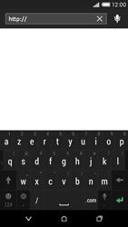 HTC Desire 816 - Internet et connexion - Naviguer sur internet - Étape 6
