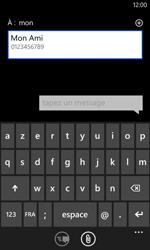 Nokia Lumia 620 - MMS - Envoi d