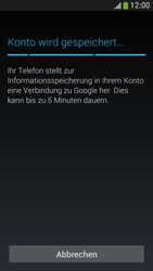 Samsung Galaxy S 4 Mini LTE - Apps - Einrichten des App Stores - Schritt 18