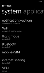 Nokia Lumia 635 - Bluetooth - Connecting devices - Step 4