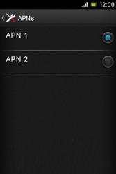 Sony Xperia E - Internet - Apn-Einstellungen - 17 / 26