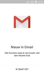 Samsung Galaxy J1 (2016) - E-mail - handmatig instellen (gmail) - Stap 5
