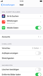 Apple iPhone SE (2020) - iOS 14 - E-Mail - 032a. Email wizard - Gmail - Schritt 10