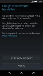 HTC One M8 - apps - account instellen - stap 12