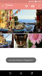 HTC Desire 530 - Photos, vidéos, musique - Envoyer une photo via Bluetooth - Étape 14
