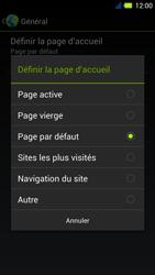 Acer Liquid E3 - Internet - Configuration manuelle - Étape 24