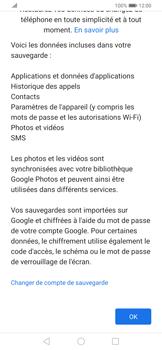 Huawei P Smart Z - Aller plus loin - Gérer vos données depuis le portable - Étape 14