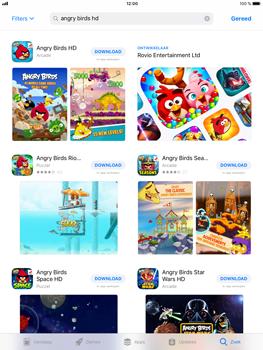 Apple iPad Air 2 - iOS 11 - Applicaties - Downloaden - Stap 11
