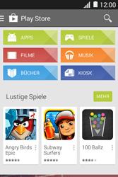 Samsung Galaxy Young 2 - Apps - Konto anlegen und einrichten - 24 / 25