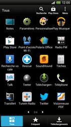 HTC One X Plus - Internet et roaming de données - Désactivation du roaming de données - Étape 4
