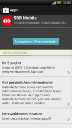 HTC One S - Apps - Installieren von Apps - Schritt 23