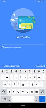 Sony Xperia 1 - E-mail - handmatig instellen - Stap 9