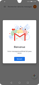 Huawei P30 lite - E-mails - Ajouter ou modifier votre compte Gmail - Étape 13