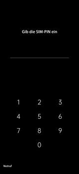 Oppo Find X2 - Gerät - Einen Soft-Reset durchführen - Schritt 4