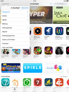 Apple iPad Air 2 - Apps - Herunterladen - 4 / 17