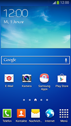 Samsung SM-G3815 Galaxy Express 2 - E-Mail - Manuelle Konfiguration - Schritt 1