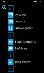 Microsoft Lumia 532 - E-mail - e-mail versturen - Stap 2