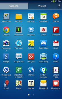 Samsung Galaxy Tab 3 8-0 LTE - Internet e roaming dati - Disattivazione del roaming dati - Fase 3
