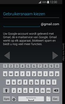 Samsung Galaxy Note Edge - apps - account instellen - stap 8