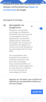 Oppo A9 2020 - E-mails - Ajouter ou modifier votre compte Gmail - Étape 11