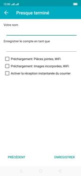 Oppo Reno 2Z - E-mails - Ajouter ou modifier votre compte Outlook - Étape 8