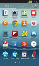 Samsung I8190 Galaxy S III Mini - Internet - Navigation sur Internet - Étape 2