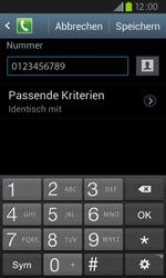 Samsung I9105P Galaxy S2 Plus - Anrufe - Anrufe blockieren - Schritt 12