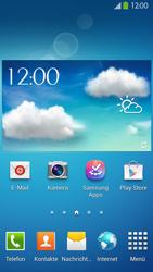 Samsung Galaxy S 4 LTE - Startanleitung - Installieren von Widgets und Apps auf der Startseite - Schritt 7