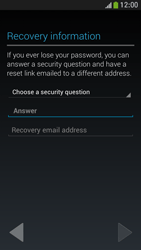 Samsung Galaxy S 4 Mini LTE - Applications - Setting up the application store - Step 12