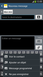 Samsung I9195 Galaxy S IV Mini LTE - MMS - envoi d'images - Étape 9