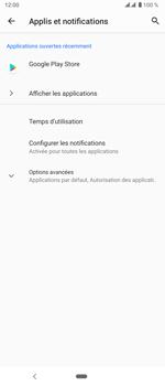 Sony Xperia 5 - Applications - Comment désinstaller une application - Étape 5