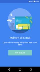 Sony Xperia XA - Android Nougat - E-mail - Account instellen (POP3 zonder SMTP-verificatie) - Stap 4