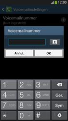 Samsung I9195 Galaxy S IV Mini LTE - voicemail - handmatig instellen - stap 8