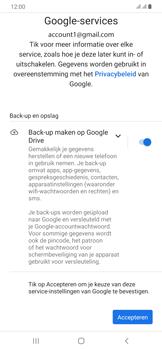 Samsung Galaxy A30 - apps - account instellen - stap 19