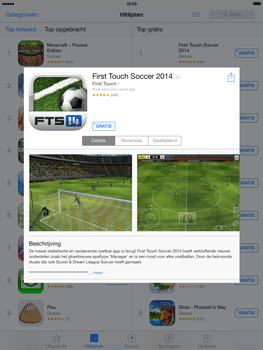 Apple iPad 4th generation (Retina) met iOS 7 - Applicaties - Account aanmaken - Stap 5