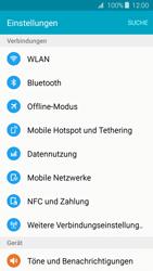 Samsung Galaxy J3 (2016) - Ausland - Auslandskosten vermeiden - 6 / 8