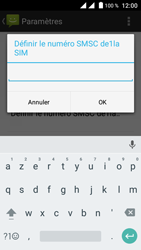 Crosscall Trekker M1 Core - SMS - Configuration manuelle - Étape 7