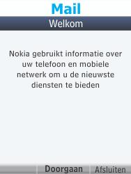 Nokia 301-1 - e-mail - handmatig instellen - stap 4