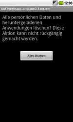 BASE Lutea 1 - Fehlerbehebung - Handy zurücksetzen - Schritt 9