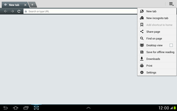 Samsung Galaxy Tab 2 10.1 - Internet and data roaming - Manual configuration - Step 20