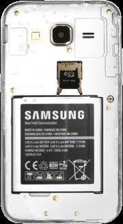 Samsung G360F Galaxy Core Prime - SIM-Karte - Einlegen - Schritt 8