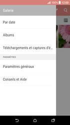 HTC Desire 530 - Photos, vidéos, musique - Envoyer une photo via Bluetooth - Étape 5