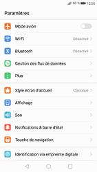 Huawei P9 - Android Nougat - Internet - Désactiver les données mobiles - Étape 3