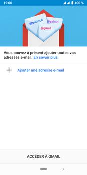Crosscall Core X4 - E-mails - Ajouter ou modifier un compte e-mail - Étape 5